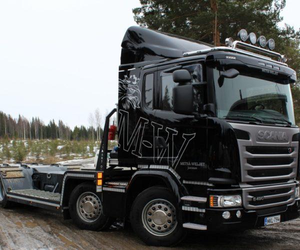 2017 Scania siirtoauto